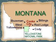 Montana Yellowstone
